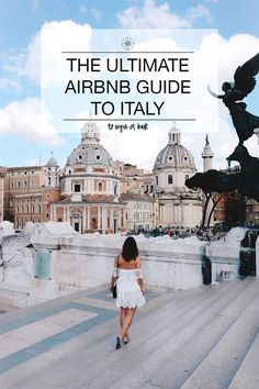 Taking off to Italy? I've got you covered with a guide to the best Airbnb apartment rentals in Italy, to ensure your trip is authentic and incredible! #ItalyTravel