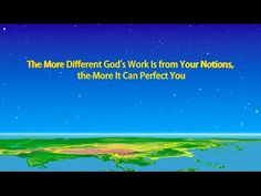 """Hymn of God's Word """"The More Different God's Work Is from Your Notions, the More It Can Perfect You"""""""