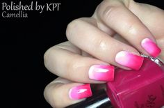 Polished by KPT: Camellia (thermal polish)