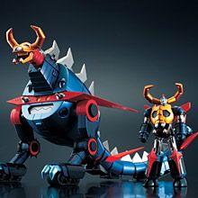 超合金魂 GX-05R 大空魔竜ガイキング(リペイントバージョン) 01