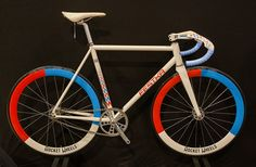 Gallery: Striking paint jobs at the North American Handmade Bicycle Show - VeloNews.com