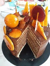 Dobostorta - gluténmentes blog: Dobostorta Bab, Cukor, Caramel Apples, Food, Caramel, Essen, Meals, Yemek, Eten
