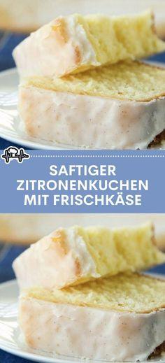 Lemon Desserts, Dessert Recipes, Cupcake Recipes, Lemon Bar, Buttercream Frosting For Cupcakes, Salty Cake, Savoury Cake, Mini Cakes, Food Porn