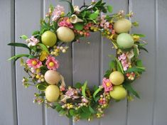 easter wreaths   Love Easter Wreaths