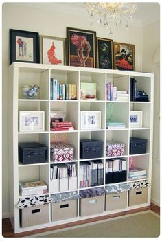Cube Shelf Inspiration                                                       …