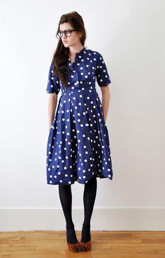 Whole outfit = amazing.  Sélection d'octobre 2009 | Les Composantes – Le blog