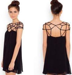 חולצת טוניקת עכביש - the beauty bar | מרמלדה מרקט