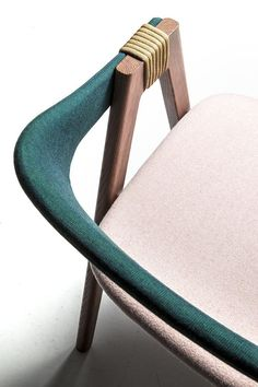 Mathilda Chair. A contemporary armchair with natural and simple beauty, designed by Patricia Urquiola for Moroso.
