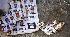 Posponen para el jueves resultados preliminares elecciones de Haití por quejas de fraude