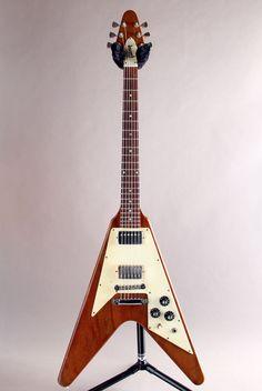 GIBSON[ギブソン] 「三木楽器大感謝セール出品予定品」Flying V Natural 1975|詳細写真