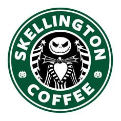 Nightmare Before Christmas, Starbucks Coffee Logo - Wallpaper - . - Nightmare Before Christmas, Starbucks Coffee Logo – Wallpaper – - Disney Starbucks, Starbucks Logo, Starbucks Coffee, Halloween Embroidery, Christmas Embroidery, Tim Burton, Coffee Vector, Logo Mugs, Coffee Logo