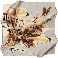 Aker Autumn Leaves - Golden Yellow at www.hijabplanet.com - free shipping worldwide  #scarf #hijabsyari #hijabtutorial #hijabstyle #hair #fashionstyle #scarfstyle #hairscarf #accessories #luxuryaccessories