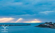 "Sunset at ""The Cut""...Sun and clouds fight for first price. #vaas8790  #sunset #dawesville #australia #mandurahwa #thecutgolfcourse #wa #amazing_wa #dawesvillecut"