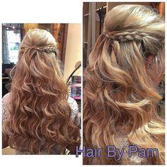 Bridal shower hair for Carling yesterday. #pamsbeauties #hairbypam #jigsawforhair @jigsawforhair #yeghair #yegsalon #yegstylist #780 #love #amazing #style #hairdo #longhairdontcare #fashion #instafashion #longhair #style #curly #blonde #hairoftheday #hairideas #perfectcurls #hairfashion #hairofinstagram #coolhair #Repost @pams_beauties