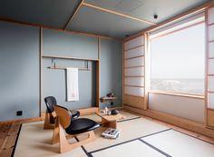 JAPANESE YASURAGI AT STOCKHOLM BY WHITE ARKITEKTER  White Arkitekter #Japan #interiors