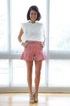 Smarty Shorts | Man Repeller
