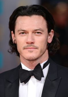 Luke Evans Hot Pictures | POPSUGAR Celebrity