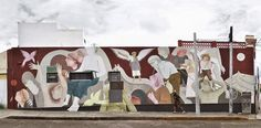 Fikos creates a new piece for Board Dripper in Queretaro, Mexico