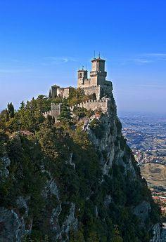 La Cesta (Second Tower), Borgo Maggiore, San Marino