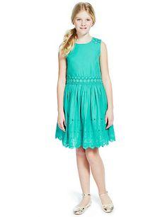 aqua dress for teens