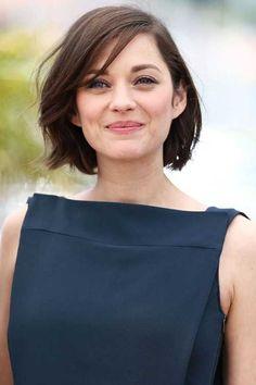Best Celebrity Textured Short Hair