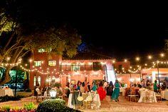 String lights | café lights | market lights | bistro lights rental | Miami and South Florida