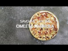Omleta spaniola - Savoare si arome - Episod 12, sezon 5 - YouTube Food Videos, The Creator, Youtube, Youtubers, Youtube Movies
