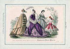1864 civil war fashion