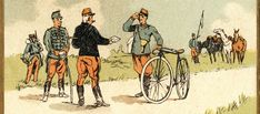 Bicycles at War - We Love Cycling magazine