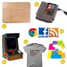 20 Awesome Gifts for Geeks!