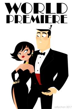 """sallychanscraps: """" """"Join Hollywood hunk """"Samurai"""" Jack and his lovely co-star Ashi for the premiere of the Samurai Jack series finale, this Saturday at EST! Samurai Jack, Samurai Artwork, Cartoon Ships, My Candy Love, Old School Cartoons, Cartoon Crossovers, Phineas And Ferb, Jack And Jack, Couple Cartoon"""