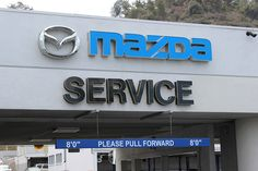 John_Hine_Mazda_San Diego_Car Dealerships_Service Entrance 1