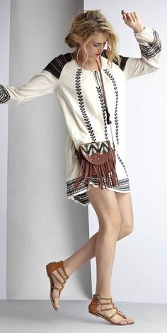 20 Boho Dresses You Would Love to Own - Designerz Central