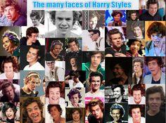 Lol he has many many faces