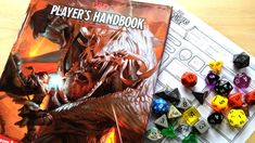How to start playing D&D, a crash course for Critical Role fans and beyond Strangers Online, Player's Handbook, Dungeon Master's Guide, D Book, Fire Pit Designs, Leaving Home, Wizards Of The Coast, Dungeons And Dragons, Outdoor Fire