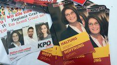Die Kommunisten - Antwort auf die FPÖ?: Ein Gespenst geht um in Graz