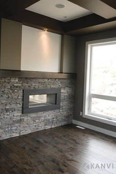 Contemporary Fireplaces - page 3