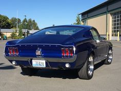 Ford Mustang Fastback 428 - 1967