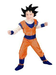 Disfraz de Goku™ Dragon Ball Z™, para niño : Vegaoo, compra de Disfraces niños. Disponible en www.vegaoo.es