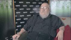 Autor de #GameOfThrones xinga pessoas que previram sua morte >> http://glo.bo/1rbNb2C