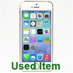 Apple iPhone 5s 16GB Verizon 9.3.4 Gold Works Great!!! | eBay