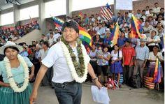 Evo destaca estabilidad económica y minimiza corrupción en el Fondo Indigena en evaluación de gestión | Radio Panamericana