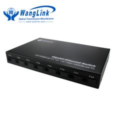 OEM Manufacture Cost-Effective 8 Ports Media Converter, US $ 108.6 - 129.5, Guangdong, China (Mainland), Wanglink, WOR-882ASS20-SC.Source from Shenzhen Wanglink Communication Equipment Technology Co., Ltd. on Alibaba.com.