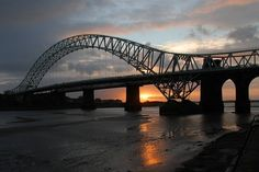 Jubilee Bridge Widnes