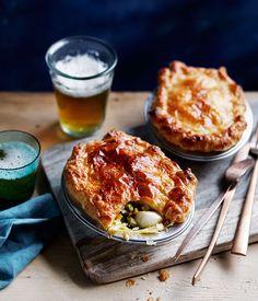 Scallop pies recipe, Jackman & McRoss, Tasmania :: Gourmet Traveller