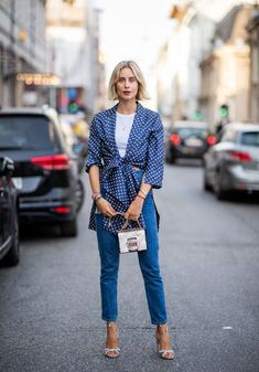 The Best Street Style From Copenhagen Fashion Week Spring/Summer 2019 Womens Fashion Online, Latest Fashion For Women, Cool Street Fashion, Street Style, Uñas Fashion, Fashion Trends, Style Désinvolte Chic, Girl Style, Dress Up Jeans