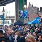 Fans will enjoy interactive games, fun contests, face painting, a chance to meet Canucks Alumni
