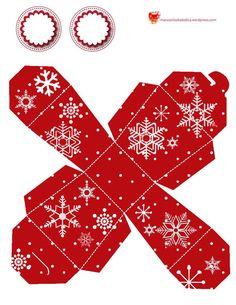 cajita Navidad