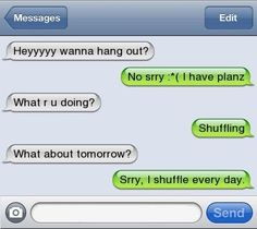 """Why You Shouldn't Want to """"Hang Out"""" 