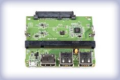 "WDLabs - 2.5"" SATA to Raspberry Pi Adapter Board"